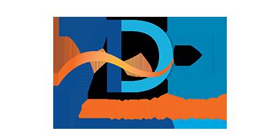 Adc Therapeutics Logo With Tagline