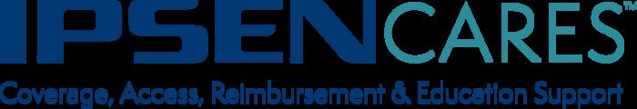 Ipsen Cares Logo